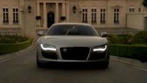 Audi R8 Superbowl XLII Ad