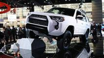 2019 Toyota Tacoma, Tundra, And 4Runner TRD Pro