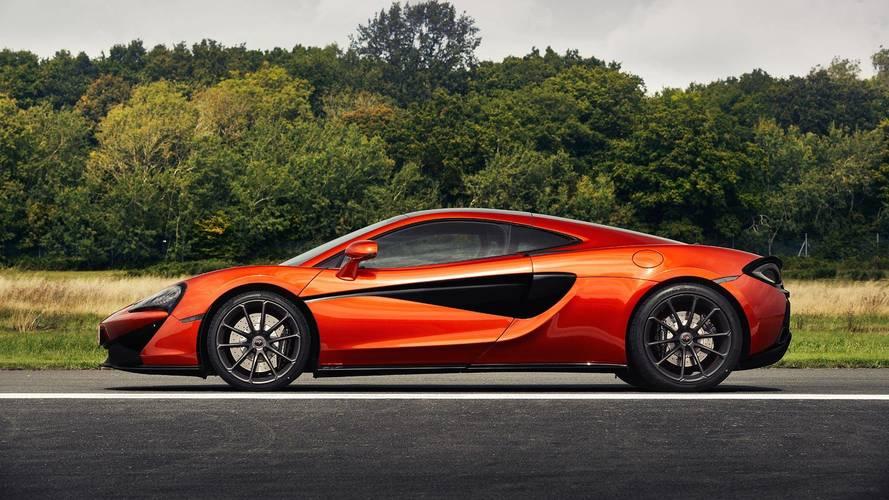 McLaren MSO Sport Series paquete de mejoras