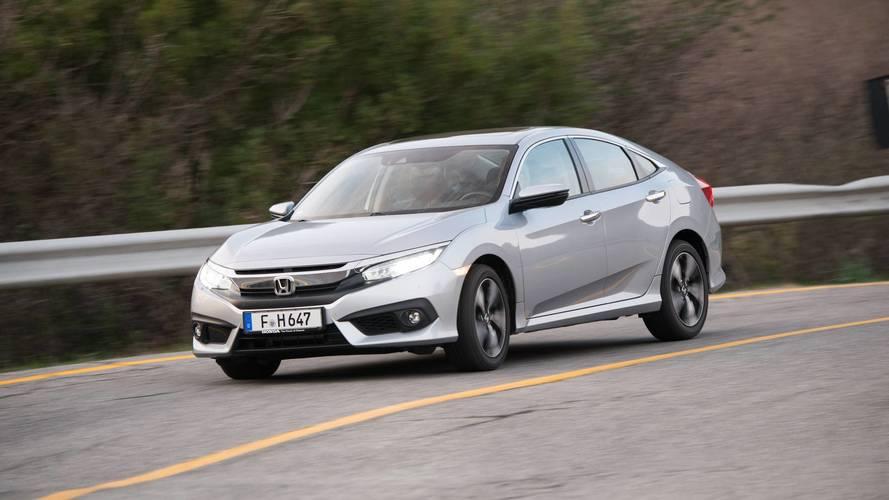 2018 Honda Civic Sedan i-DTEC