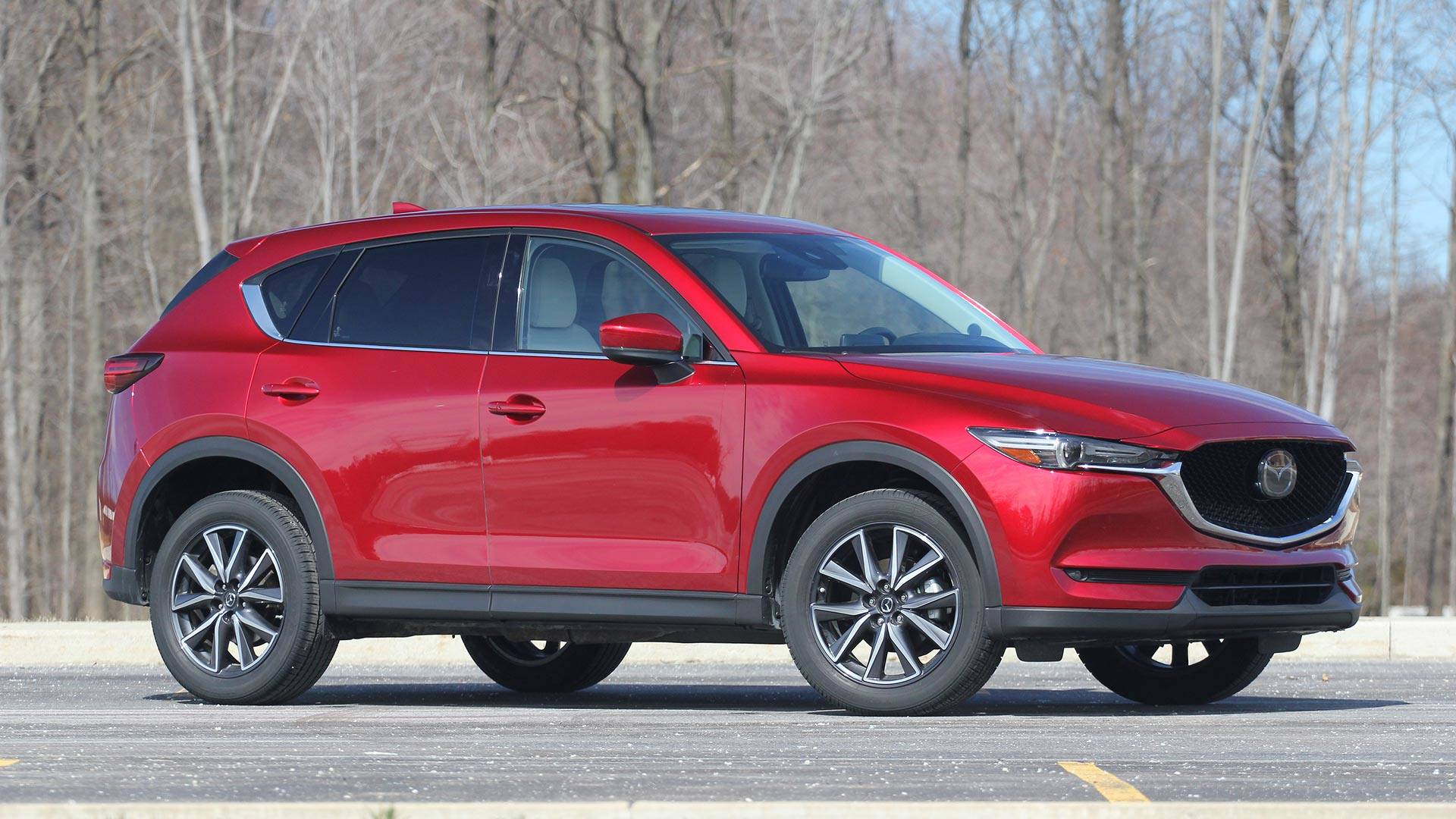 mazda cx 5 reviews 2018. Black Bedroom Furniture Sets. Home Design Ideas