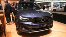 Volvo XC40 and V60 American Debut