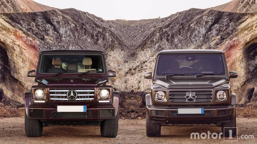 Mercedes G-Serisi