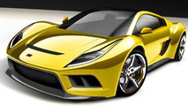 Saleen S5S Raptor Concept design illustration 2008