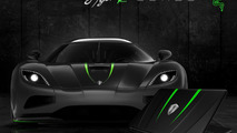 Koenigsegg Razer Blade limited edition laptop