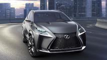 Lexus LF-NX Turbo
