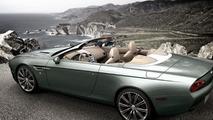 Aston Martin DBS Coupe and DB9 Spyder Zagato Centennial make video debut