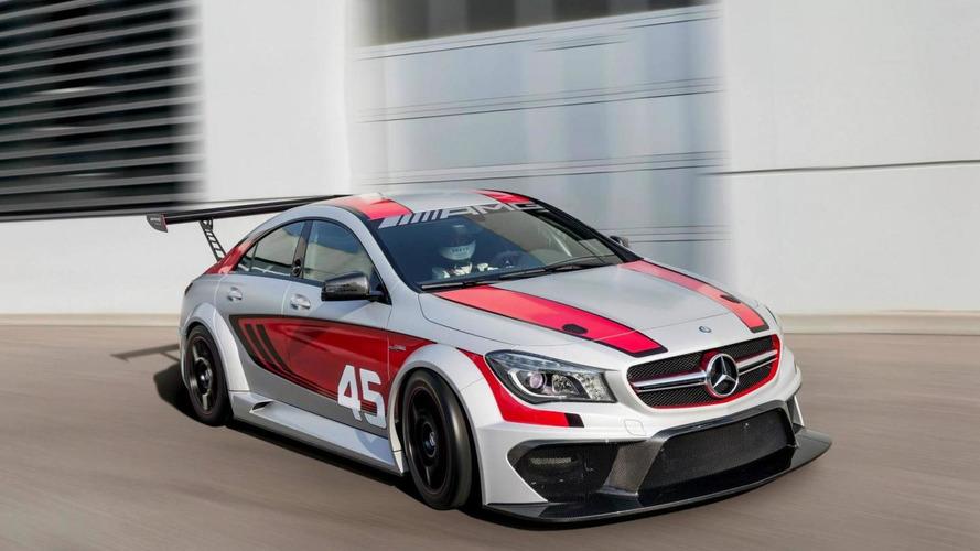Mercedes-Benz details CLA 45 AMG Racing Series