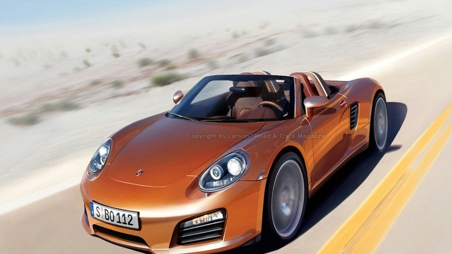 New CEO to tackle smaller entry-level Porsche as first challenge