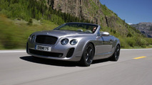 Bentley Continental Supersports Convertible 28.06.2010