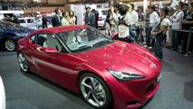 Toyota FT-86 Concept Unveiling at Tokyo Motor Show [Video]