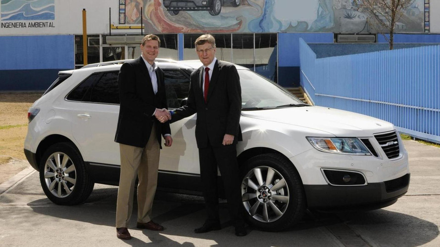 GM is building more Saabs than Saab