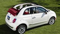 2012 Fiat 500C (US spec) - 21.4.2011