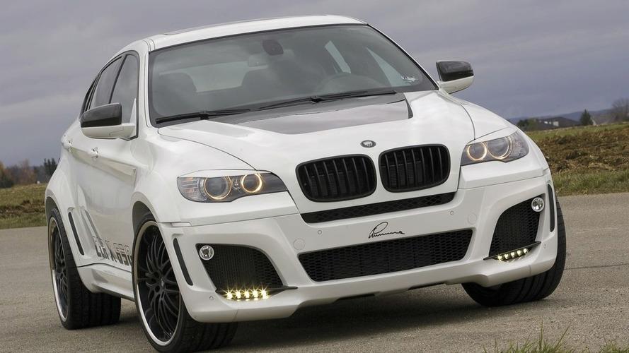LUMMA Design CLR X 650 BMW X6 set for Essen Motor Show debut