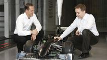 Official: Michael Schumacher to Race Mercedes GP in 2010