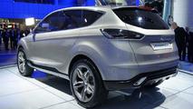 Ford Vertrek Concept live in Detroit 10.01.2011