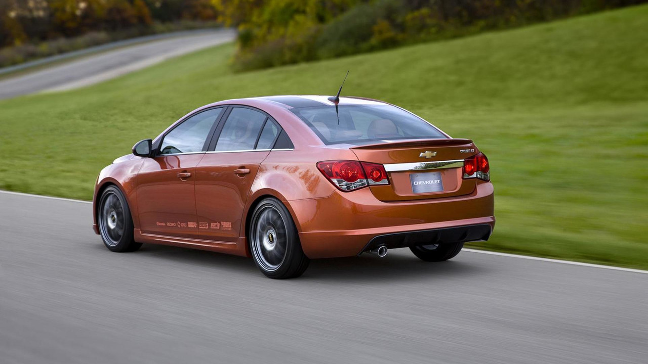 Chevy 2011 chevy cruze specs : Chevrolet Cruze Coupe under development - report
