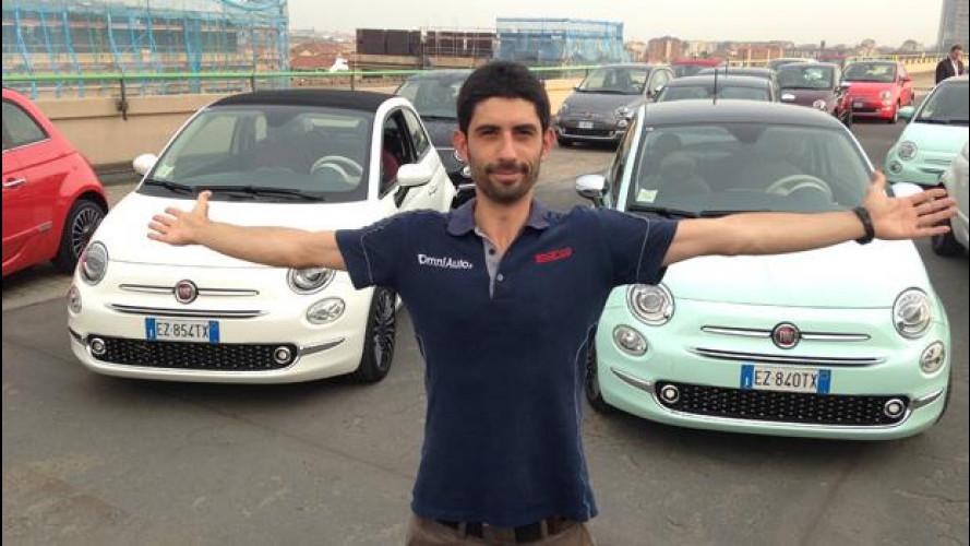 Fiat Nuova 500, la prova su strada del restyling [VIDEO]