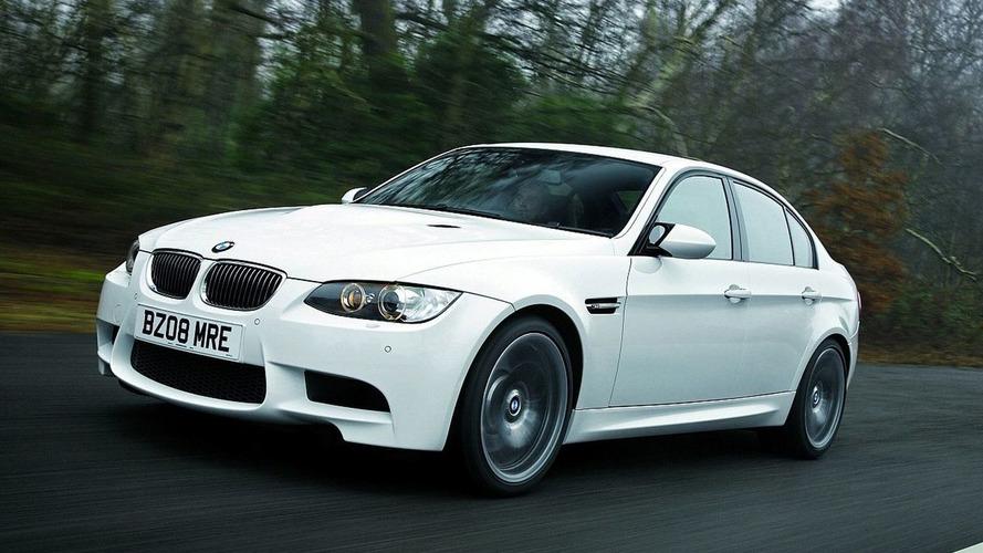 BMW M3 saloon: UK pricing revealed