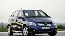 Mercedes B-Class Facelift In Detail