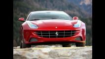 Ferrari FF, vernice speciale Tristrato