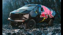 Red Bull, ecco il DJ truck su base Defender