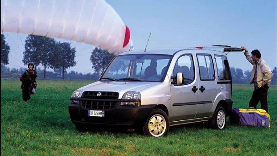 Fiat Doblò usato: tanto spazio per l'estate