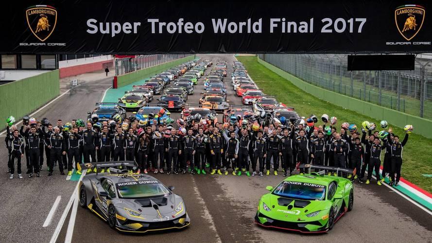 Motorsport.com becomes 'official media partner' for Lamborghini's Super Trofeo world final