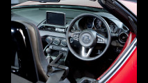 Mazda MX-5 vista dal vivo a Barcellona
