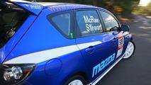 Australian Mazda 3 MPS Rally Car