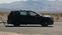 2014 Nissan Rouge spy photo 19.6.2013