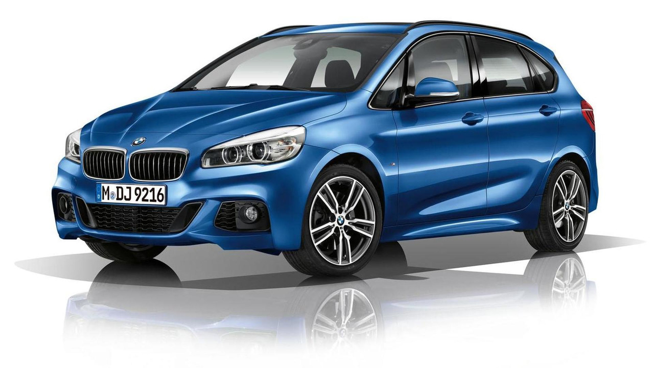BMW 2-Series Active Tourer M Sport
