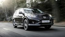 Honda CR-V Black / White Edition