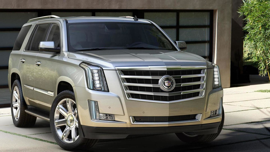 Cadillac Escalade name could be used on other models - report
