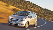 Opel Meriva gains a new entry-level diesel engine