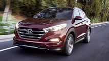 US-spec Hyundai Tucson