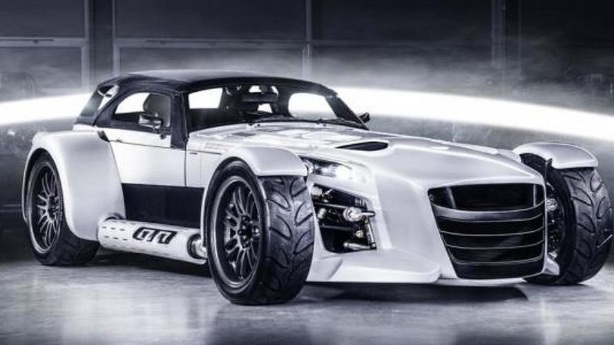 Donkervoort D8 GTO Bilster Berg Edition revealed