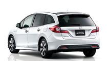 Honda Jade (Japanese-spec)