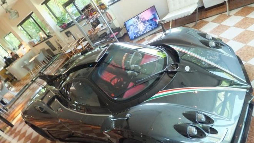 Pagani Zonda 764 Passione revealed