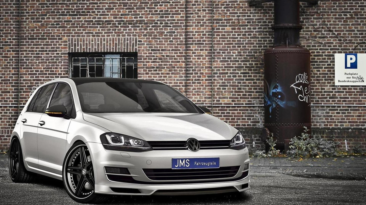 JMS Volkswagen Golf VII 25.10.2012