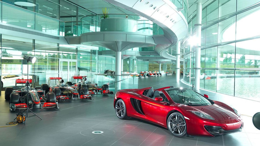 All 12 Neiman Marcus McLaren 12C Spider sold in two hours