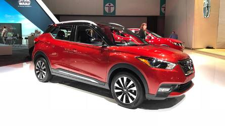 2018 Nissan Kicks CUV Courts Millennials With Colorful Style