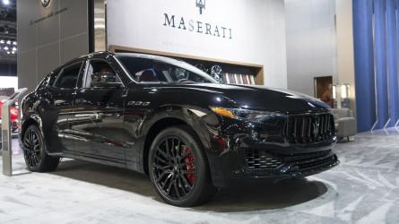 Maserati Nerissimo, il total black per Ghibli, Levante e Quattroporte