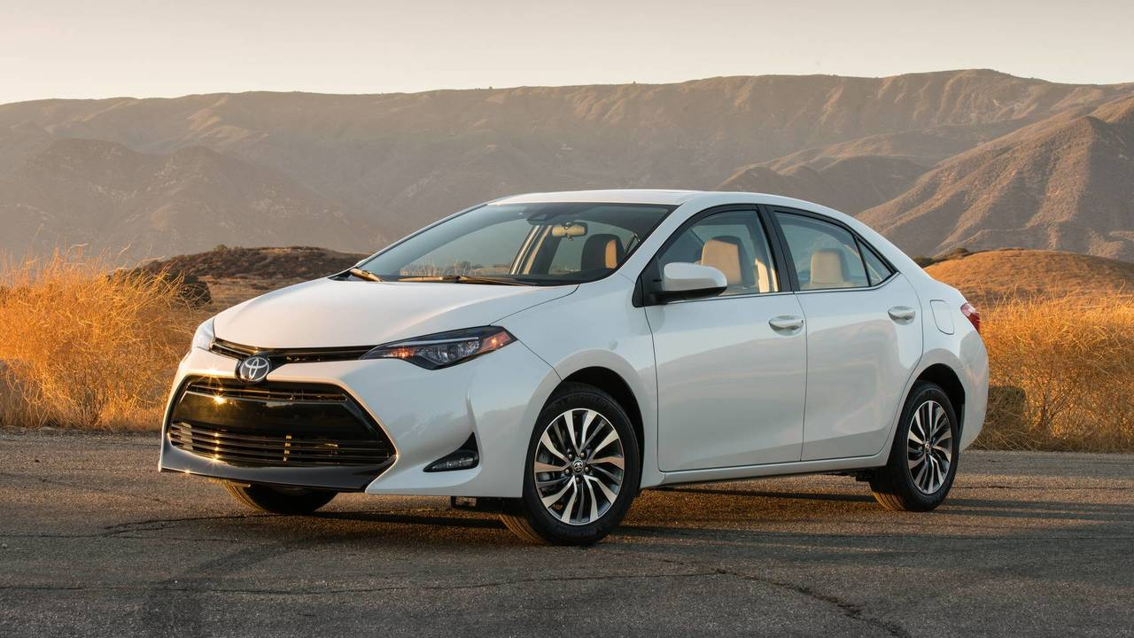 4. Toyota Corolla: $159 A Month