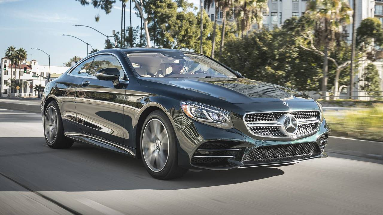 2018 mercedes benz s560 coupe review photo for Mercedes benz website usa