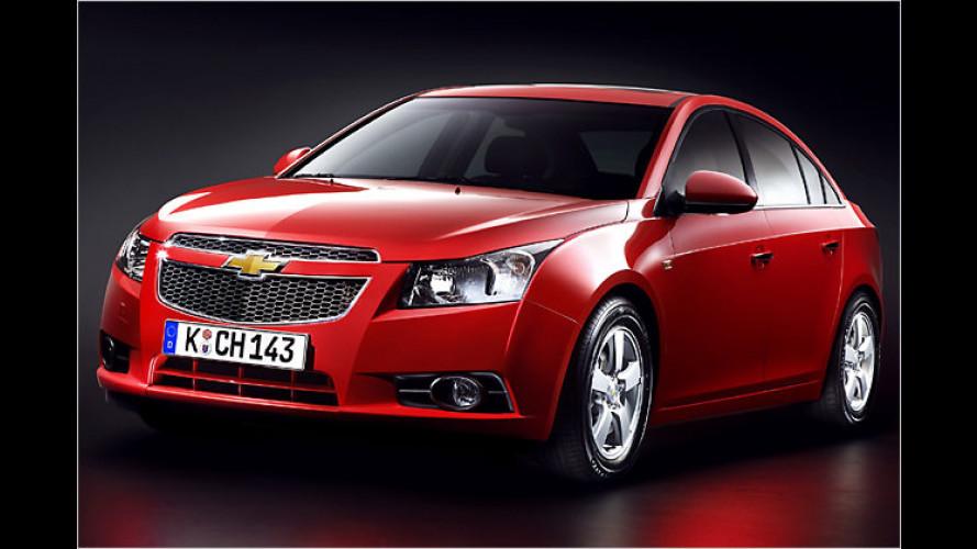 Chevrolet zeigt in Paris zwei Welt- und zwei Europapremieren