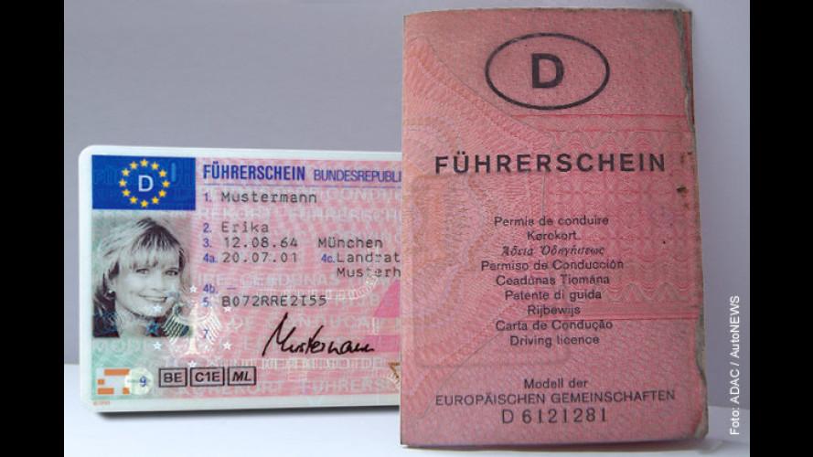 Führerschein mit Verfallsdatum