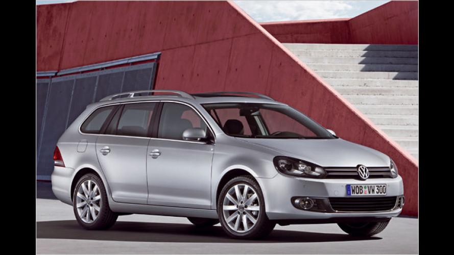 Der neue VW Golf Variant: Frisches Gesicht für den Praktiker