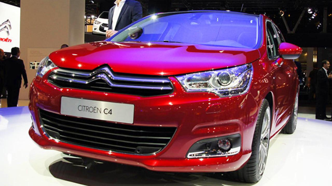 Der neue Citroën C4