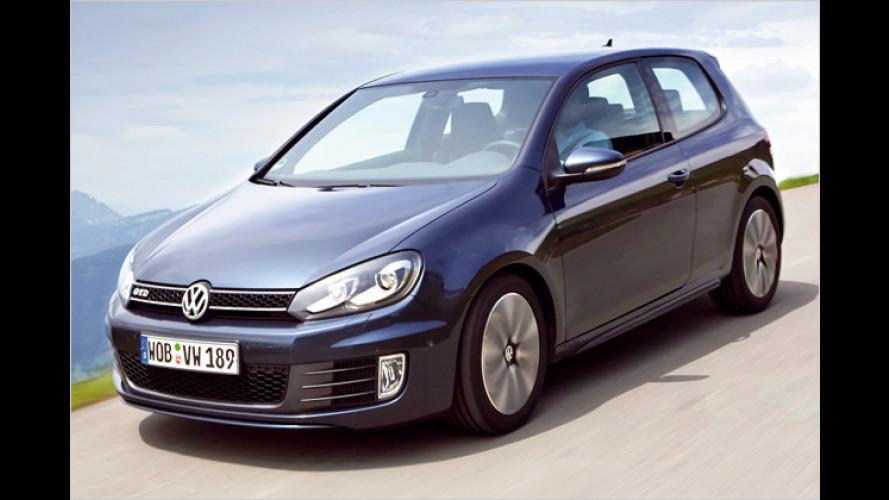VW Golf GTD: Kraftmeier-Diesel mit Elektronik-Sound